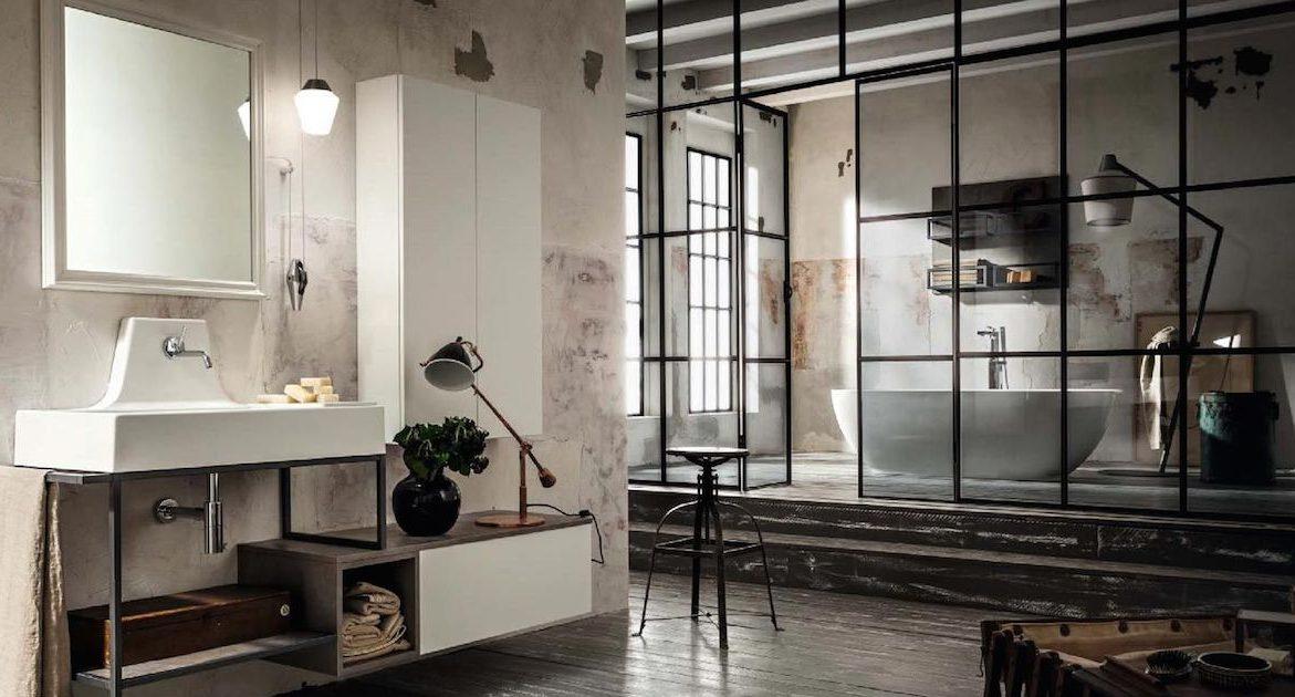 bagno urban style - Idea Ceramica