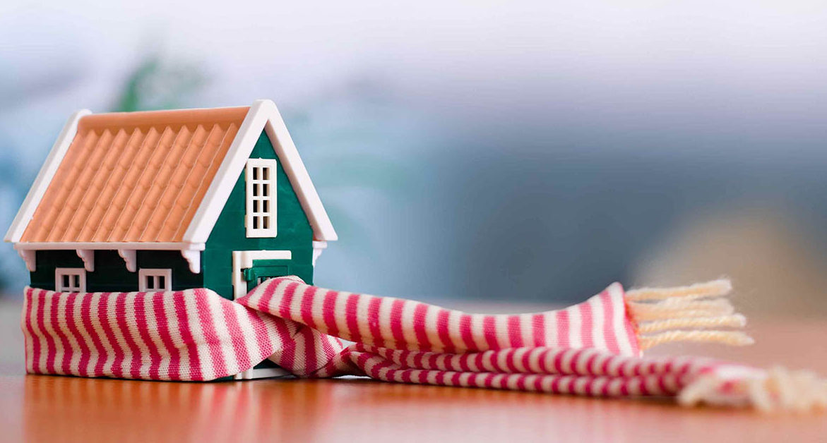 casa calda senza riscaldamenti - idea Ceramica