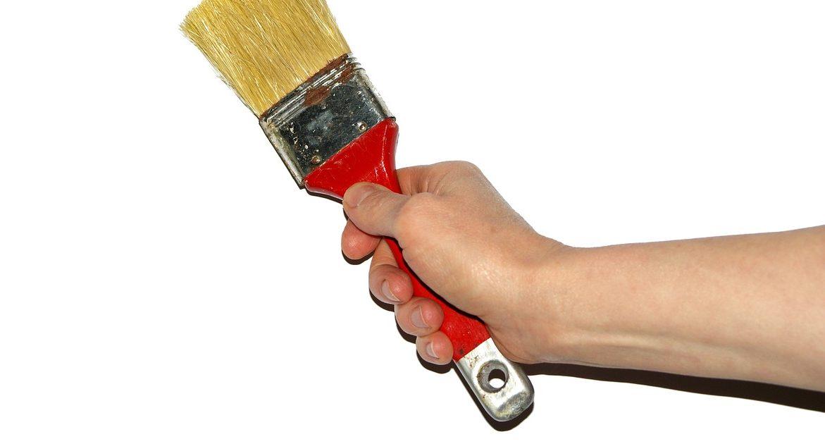ristrutturare casa pittura - Idea Ceramica