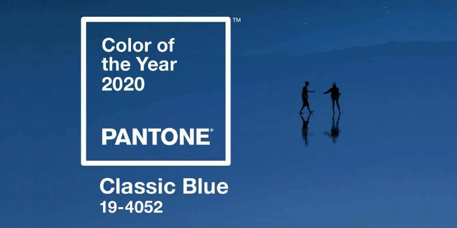 Classic Blue, colore del 2020