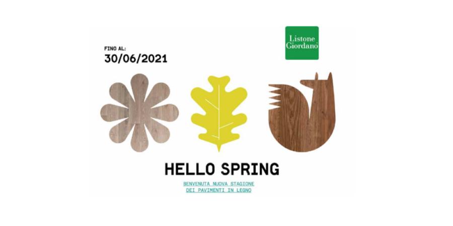 Hello Spring - Listone Giordano